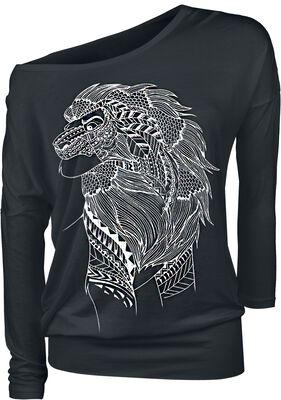 Simba - Lion Ink