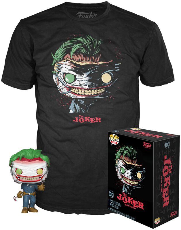 The Joker (DotF) (GITD) POP! & Tee