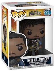 Erik Killmonger (Chase Edition Possible)  Vinyl Figure 278
