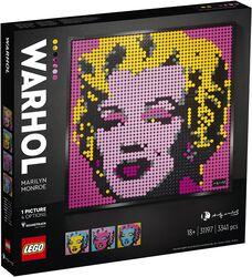 31197 - Andy Warhol's Marilyn Monroe