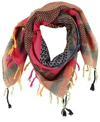Palestinian Scarf Multicolour Light