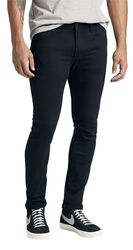 Lee Jeans Malone Skinny Fit Black Rinse