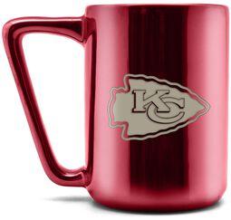 Kansas City Chiefs - Laser Logo Mug