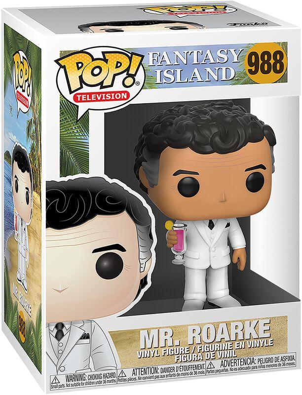 Mr. Roarke Vinyl Figure 988