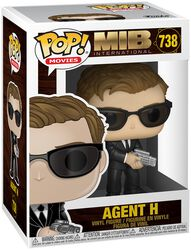 International - Agent H Vinyl Figure 738