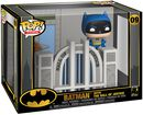 Batman with Hall of Justice (Pop! Town) Vinyl Figure 09