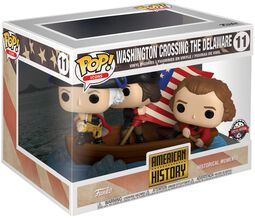 American History - Washington crossing the Delaware (Historical Moments) Funko Vinyl Figure 11
