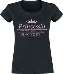 Prinzessin - Definition: Ich.