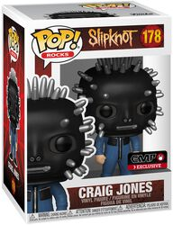 Craig Jones Rocks Vinyl Figur 178