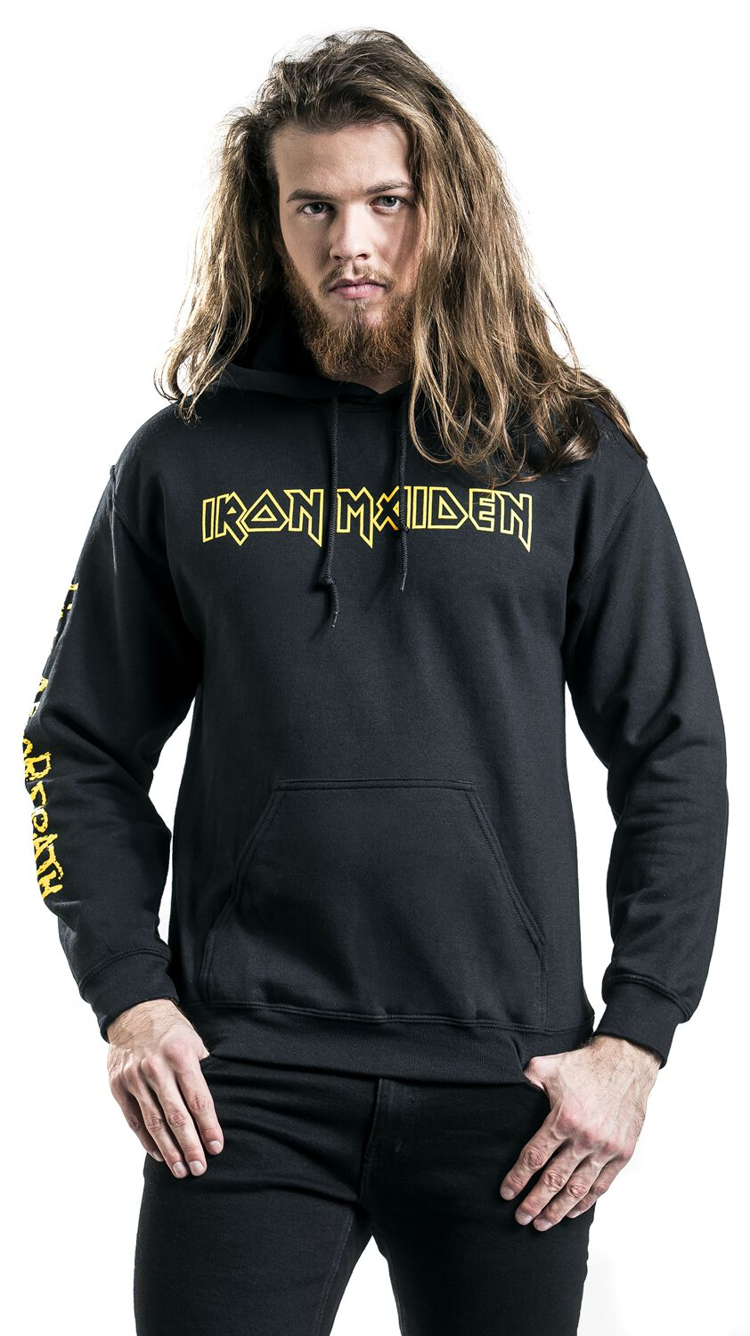 Live After Death Iron Maiden Hooded Sweater Emp One Piece Doctor Hoodie 1 Review