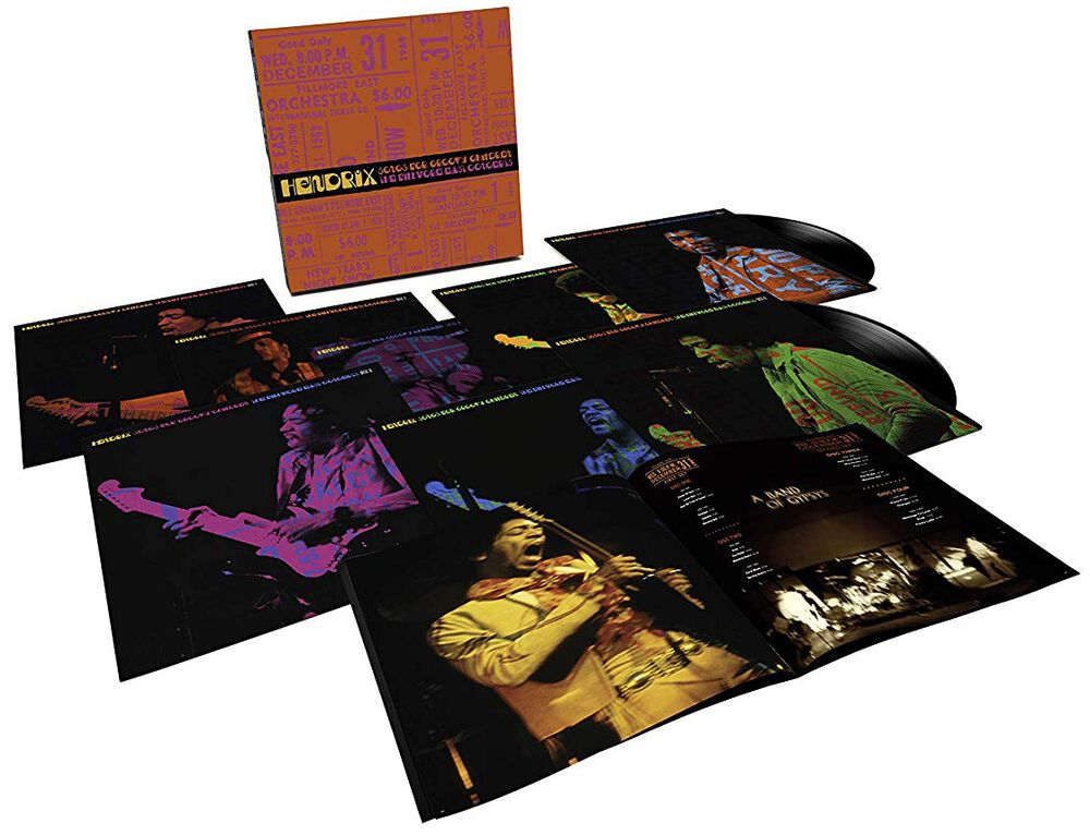 Songs for groovy children: The fillmore east concerts