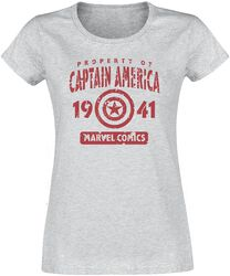 Captain's Property