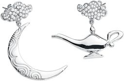 Disney by Couture Kingdom - Genie Lamp in the Nights Earrings