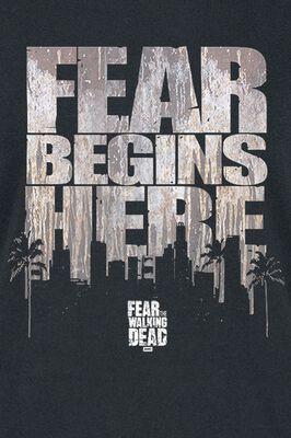 Fear Begins Here
