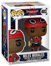 Into The Spider-Verse - Miles Morales Vinyl Figure 403