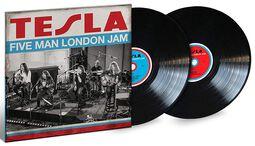 Five Man Lonon Jam - Live