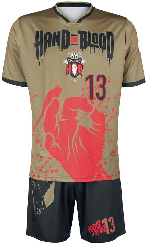 Hand Of Blood - Jersey Set