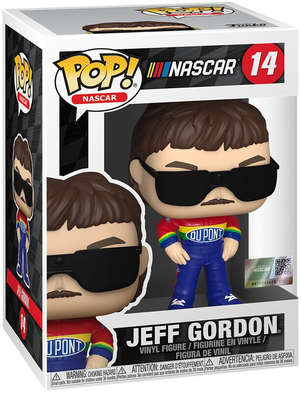 Jeff Gordon Vinyl Figure 14