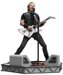 Rock Iconz Statue James Hetfield