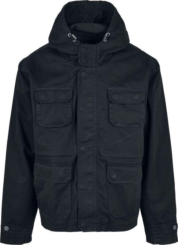 Cotton Field Jacket