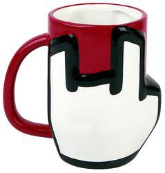 Rockhand - 3D Mug