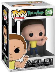 Sentient Arm Morty (Chase Edition Possible) Vinyl Figure 340