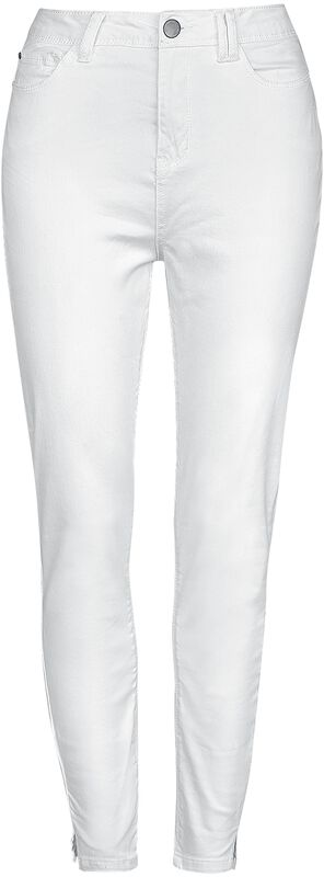 DOB White Jeans