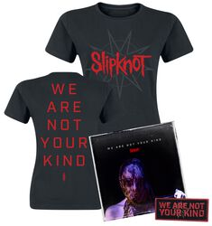SlipKnot Merch 🤘 We Are Not Your Kind 🤘 EMP Band Shop