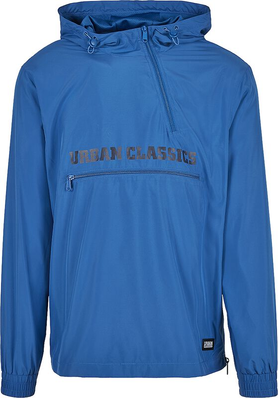Commuter Pull Over Jacket