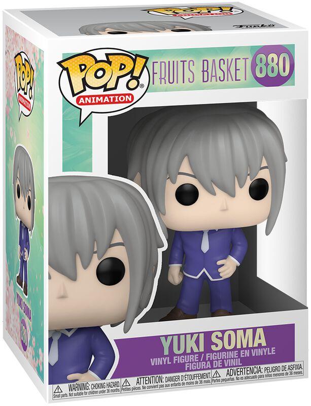 Yuki Soma Vinyl Figure 880