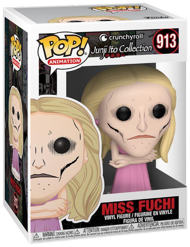 Ms. Fuchi Vinyl Figure 913