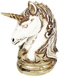 Unicorn: Miniature Sculpture