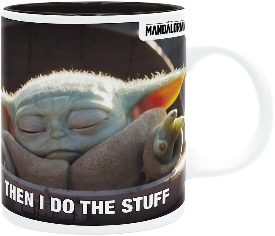 The Mandalorian - Grogu - Coffee Meme