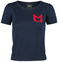 Libby Lobster Love Knitted Top