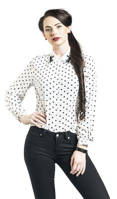 Collar Cat Blouse