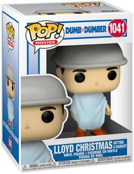 Lloyd Christmas Getting A Haircut Vinyl Figure 1041