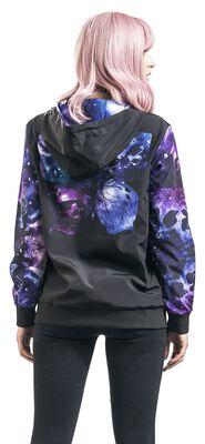 Between-Seasons Jacket with Prints