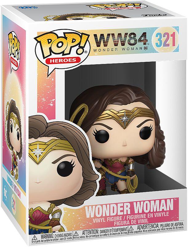 1984 - Wonder Woman Vinyl Figure 321