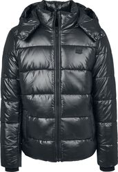 Hooded Vanish Puffer Jacket