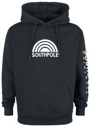 Hoodie with 3D Embo