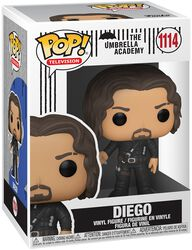 Diego Vinyl Figure 1114