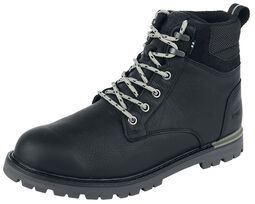 Ashland 2.0 Waterproof Black Leather
