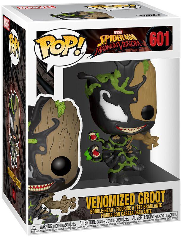 Maximum Venom - Venomized Groot Vinyl Figure 601