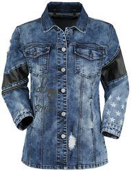 Rocking denim jacket