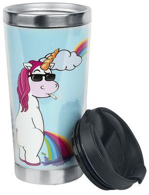 Cool Unicorn - Rainbow