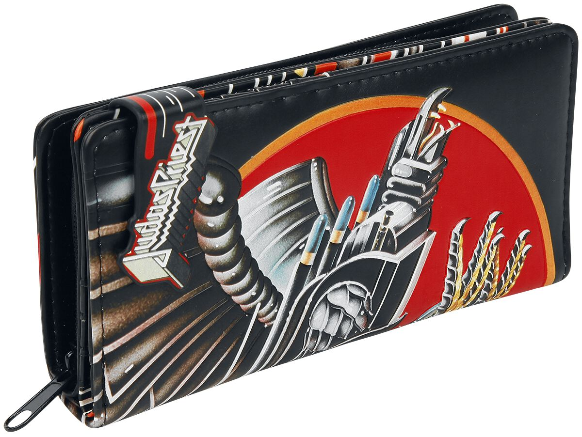 Screaming For Vengeance Judas Priest Wallet Emp