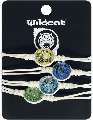 Pearl Flower Bracelet Set