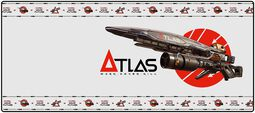 3 - Atlas - Gaming Mousepad