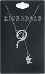 Juggie Serpent Necklace