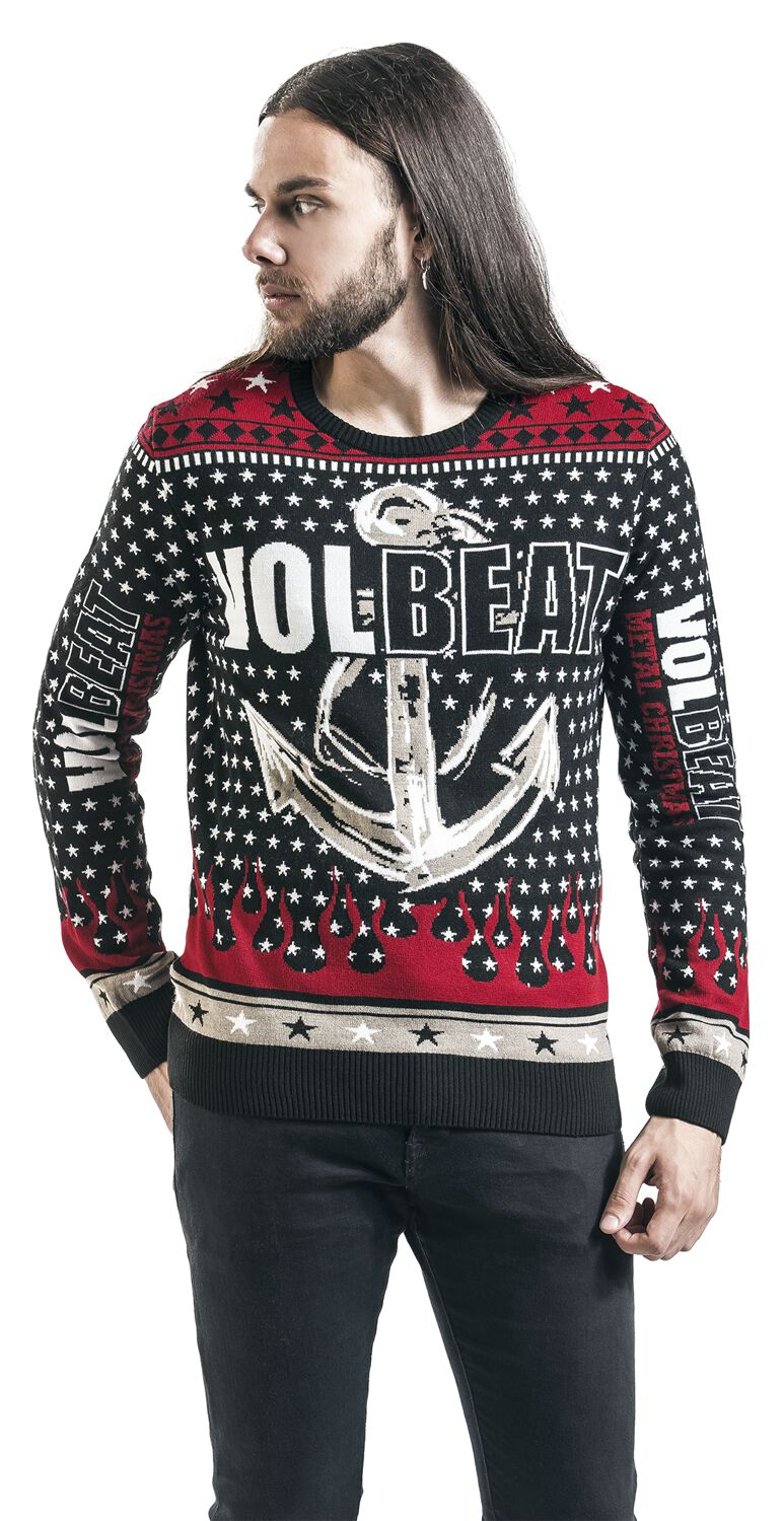 holiday sweater christmas jumper - Metallica Christmas Sweater